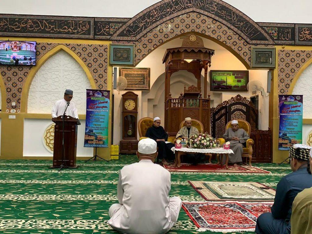 sistem taqwim masjid