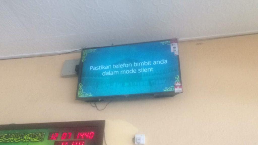 waktu solat tv
