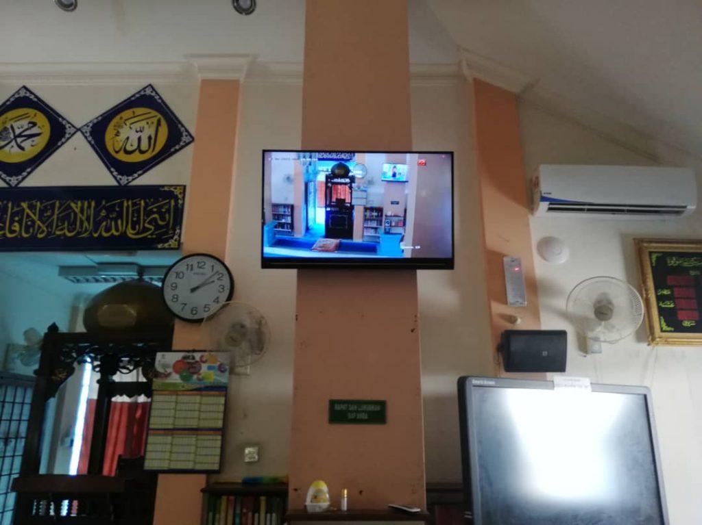 sistem info tv