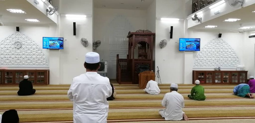 Sistem informasi masjid